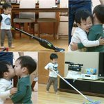 """""""#SupermanReturns"""" Twins Seo Eon and Seo Joon Show Brotherly Love with Hugs and Kisses http://t.co/bGedCbWKzd http://t.co/OCsQBSxKGc"""