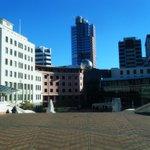 """.@samjelicas #WhyWellington: """"I love walking around #Wellington on a good day :) #WhyWellington http://t.co/k7NHb69IYJ"""""""