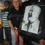 RT @bollywodcountry: Actor @AnupamPkher during the Inauguration of #IndiaArtFestival in Mumbai. http://t.co/vlAPERy26G