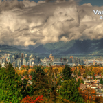 Tonights #WeatherWindow by Ann Badjura. View of downtown Vancouver. http://t.co/OeTJd1a5TH