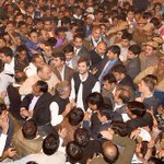 RahulG visited Delhi slums-full support to them. No slum should be removed without rehabilitation was the INC policy. http://t.co/9oSlNfUeb0