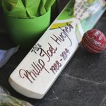 The cricketing world continues to mourn Phillip Hughes death - http://t.co/K7YtCyP8jX #SSCricket http://t.co/oIEDD8kG2z
