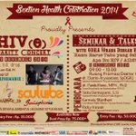 HIV(e) Charity Concert! Feel the vibe w/ @SVSoulvibe 29/11 @ audit psiko. 35K Order ticket > 081381154099 @RMS_UI http://t.co/vJvcuTqMcf