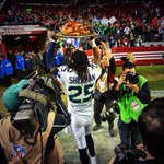 The best image from the night, by far! RT @SNFonNBC: VICTORY NEVER TASTED SO GOOD! @Seahawks @RSherman_25 http://t.co/seXWo4HayG