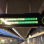 Solche U-Bahn-Intervalle gibts auch nur in Wien. #U6 http://t.co/3aSQkr5Iiw