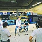 @gigin en entrevista después de su ponencia en #CPSLV1 @campuspartySLV http://t.co/xBbl7H8Yuq