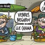 #Humor ¡Hoy es Black Friday! Aunque esta iniciativa, no es buena para todos http://t.co/7z12VcC5r7 http://t.co/VsiA4ZDXRW