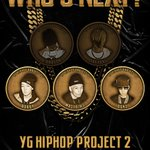 "YG HIPHOP PROJECT 2 ""Dok2″ http://t.co/ayytVvcL7U"
