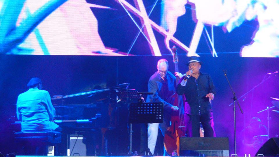 Así se vivió la primera noche del #RMJazz, con 4 increíbles talentos, los esperamos el mañana. ¡Buenas noches! http://t.co/zHDuIfsHwE