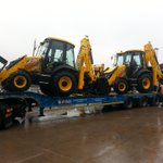 Two new JCB 3CX Excavators join the fleet @Westmorelandgrp #construction #doncasterisgreat #iloveDN http://t.co/textvl1jCJ