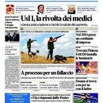#buongiorno ecco le #primepagine di @mattinodipadova @tribuna_treviso @nuova_venezia e @CorriereAlpi di oggi http://t.co/APdEol2xIC