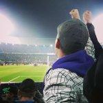 Wij hebben gewonnen... De Zilvervloohooot! Wij hebben gewonnen de Zilvervloot!! #FEYsev #Feyenoord #nagenieten http://t.co/O59yW1m44D