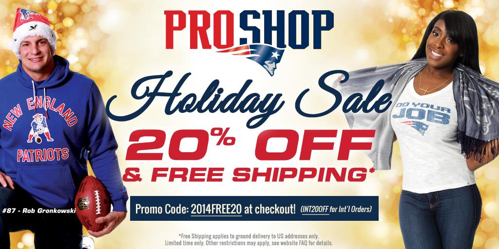 Save $$$ at codermadys.ml with coupons and deals like: Free Shipping on Orders $25+ ~ The Patriots ProShop Jersey Guarantee: 25% Off Next Jersey ~ Up to 50% Off Sale Items ~ Up to 60% Off Select Jerseys ~ Gifts Under $50 ~ Gifts Under $25 ~ Collectibles Starting at $ ~ and more >>>.