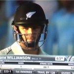 #63NotOut Kane Williamson scores the first international Hughey #PH408 http://t.co/vNNFKEbi7m