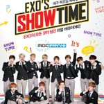 It has already 1 year passed since EXOs Showtime! #1yearEXOShowtime Whats ur favorite moment in EXOs Showtime?^^ http://t.co/AvCebma75Z