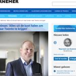 UITGELICHT: Alles uit de kast voor meer banen #Twente @PGWelman @Gem_Enschede https://t.co/qJY48if1Wj http://t.co/8n5lbtKBLc