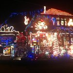 We await the competition for this years best christmas decorated house in #Dublin #ChristmasinDublin post photos http://t.co/lxm5ux4WoE vi