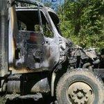 farc quema carro de aseo en popayán, sigan dialogando, https://t.co/41FKD8kRtz @HaTerminado @AngelaZuluagaT @davidbarguil @ricardopuentesm