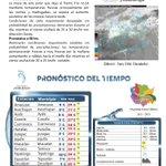 En #Morelos las temperaturas permanecerán frescas a muy frescas por la mañana aumentando a cálidas hacia el medio día http://t.co/8HUdsxKDBx
