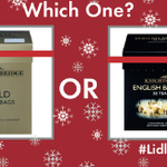 Choose the brew to go behind door number 5 for a chance to win the entire #LidlChristmas advent calendar: http://t.co/Q9j8xNZbqv