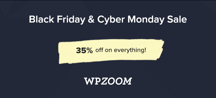 Save 35% on any of our products with our special Black Friday & Cyber Monday offer!  http://t.co/pSQxGcaZVI http://t.co/IjAsxtmCuY