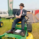 May your Friday be awesome like @Nick_Hewer on a tractor. http://t.co/lVv7YgQpqj