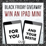 """""""@Quizclothing: #WIN an Ipad for you and your friend, simply RT & Follow us to enter!! #BlackFriday http://t.co/FkfoPzLozM"""""""