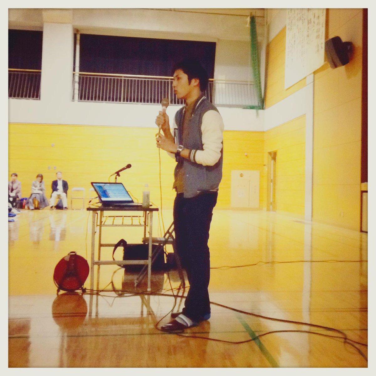 【出張授業】本日は横浜市立十日市場中学校さまへ行ってきました! 全校生徒約1000人への授業では自分自身を見つめ直す機会となれたようで「LGBTの人と出会ったときは受けとめていきたい」との感想を多く頂きました。純粋な想いに感謝です。 http://t.co/4hZsumXxOF