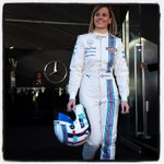 Very proud to step up to Official Test Driver with @WilliamsRacing in 2015. Onwards and upwards! http://t.co/IBhlRbskmD