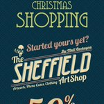 50% off @ http://t.co/awZjVGe4S3 #sheffieldissuper #iLoveS @saintpromotion @sheffcitycentre @YArtspace @yorkshiremade http://t.co/mM2S6HNM2p