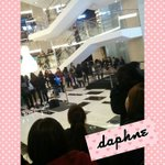At Got7s fansign! ♥ http://t.co/nd3ZINiD3G