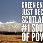 Renewable energy overtakes nuclear as Scotlands top power source http://t.co/SnSKby9aa6 via @guardian http://t.co/FmgoSGy2Ib