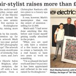 Great coverage in @BrightonIndy today from @markwoolley1 @Electric_London #Brighton charity event - over £6k raised! http://t.co/nu3Q9VQa7B