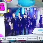 GOT7 6th place in Music Bank. Digital 725 (really low????) Viewer ratings 0 Album sales 1622 Broadcast points 448 http://t.co/2tKah9FtqE