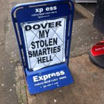 DOVER: Its all kicking off in Dover. http://t.co/aKh05KDycX