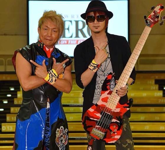 ご縁の国しまねツアー益田大会の入場でIKUOさんに弾いて頂くのはオリジナルのRED ZONE。フルバージョンです。 #zero1 #島根 http://t.co/QsEeKGglso