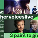Win tix to #othervoiceslive in Dingle in December. 3 pairs to win. Enter: follow @RTE2 & @rte & RT http://t.co/m5hfk2Xk1A