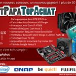 Concours #PetitPapaTopAchat   Cest parti pour le #lot3 à 1799 € !  Pour participer, RT + Follow @TopAchat :-) http://t.co/JBtNCgffvp