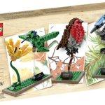 【すごい】鳥をレゴで再現した新シリーズ登場 http://t.co/htbf9t9WhN レゴなのに躍動感まで伝わってきますね。 http://t.co/jspfF4aunA