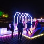 Excited to see @mgrubbstudio is back with his amazing light installations #gardensoflight http://t.co/19h5uuxWTX http://t.co/1F3gPpIiMF