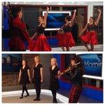 Kicking it up a notch before 7am with a little Celtic Christmas! #gmnhfx http://t.co/VviK6UZ41O