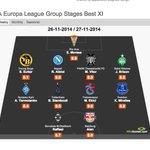 Mehmet Ekici UEFA Avrupa Liginde haftanın 11inde. http://t.co/tvlsnSusa7