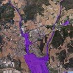 MAj 11h15 Nouvelle cartographie des zones touchées le 27 novembre à #LaLonde #Meteo83 http://t.co/z8Qos58rhK http://t.co/D4Fwqj8HyG