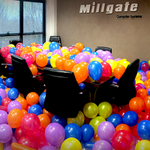 Happy Friday! Balloon popping raffle at our head office today! #millgate #sheffield #IT #Telecom #balloonraffle http://t.co/rklEiK2ASD