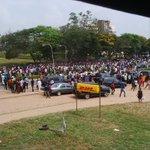 "Proudly Great Ife! ""@Adavizealao: OAU students shouting ""Ole"" as Gov Fayose arrived Oduduwa hall OAU ile-Ife today http://t.co/22nBZaiGuX"""