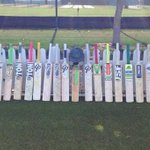 Irish cricket team pay respects to batsman Phillip Hughes as #putoutyourbats goes global http://t.co/dlStuZpDC1 http://t.co/E8i6N2EHED