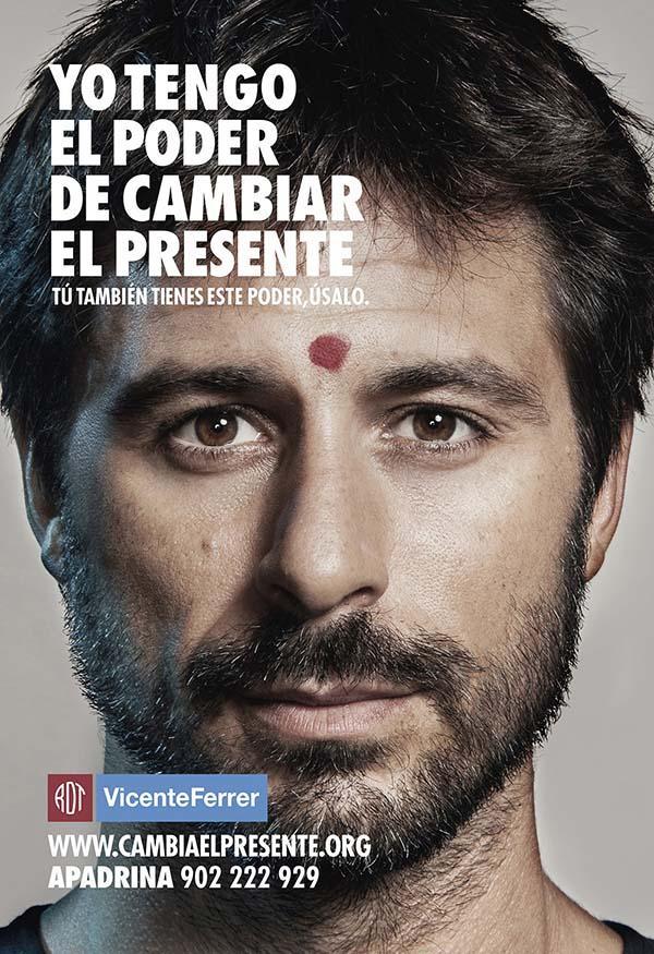 Ana Pastor, Hugo Silva y otros famosos lucen el bindi en la nueva campaña de @FVICENTEFERRER http://t.co/2mCNrEeOrR http://t.co/VUrVD7BmWZ