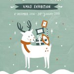 Supporting these guys @ICHHDUBLIN for our Xmas Exhibition with @lecooldublin. Please come down and get behind. http://t.co/as1baZsGsT