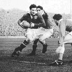 RIP Jack Kyle. One of the greatest players to have ever represented Ulster, Ireland and the British Irish Lions. http://t.co/HjUFA5BBjf