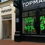 @Bournemouthecho #BlackFriday slightly more subdued in Bournemouth Square, no big queues unlike @CastlepointShop http://t.co/I3Uzd9we7l
